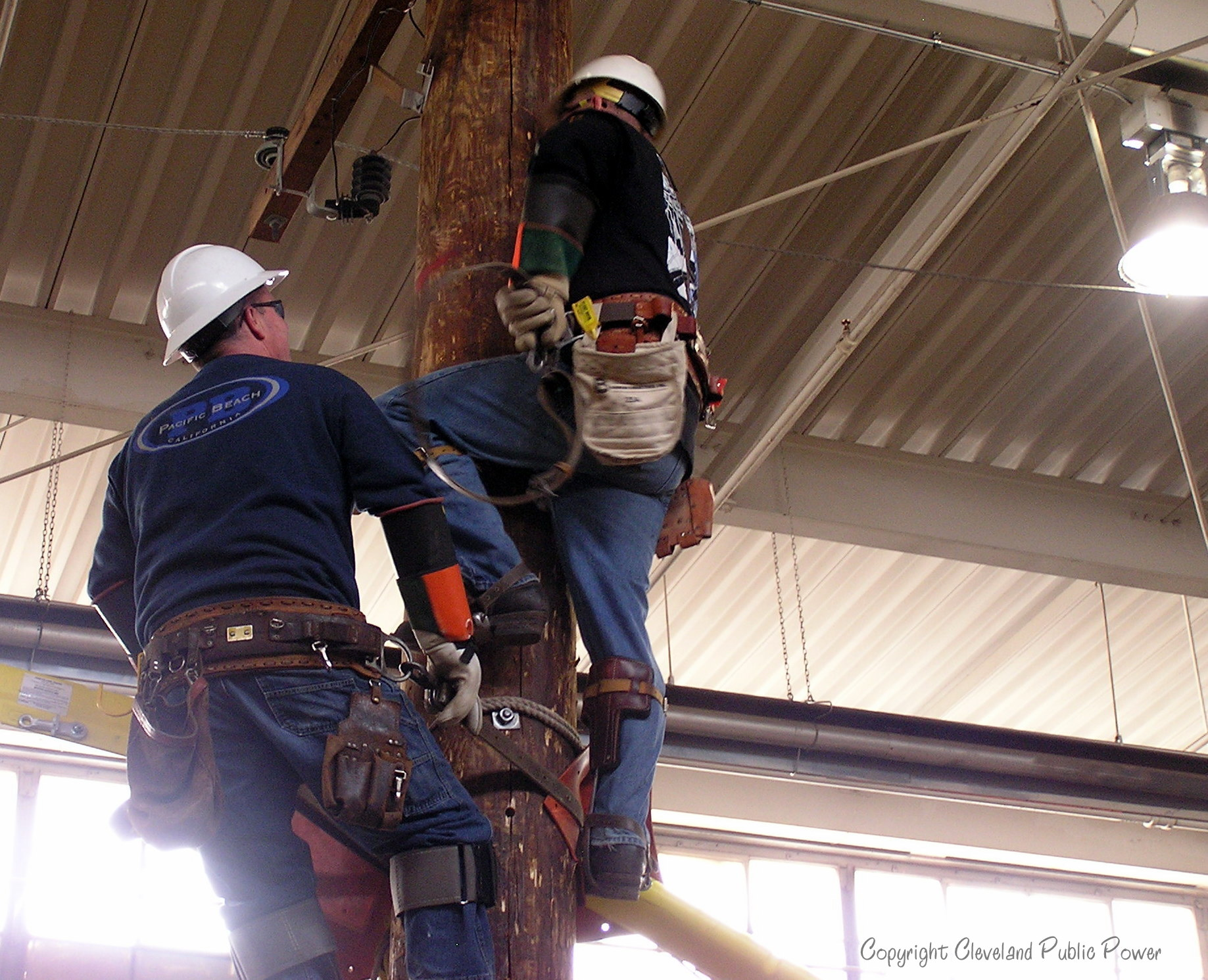 Linemen Head To Nebraska For 10th Annual Lineworkers