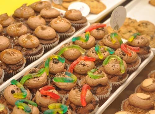 Mud Pie Cupcakes