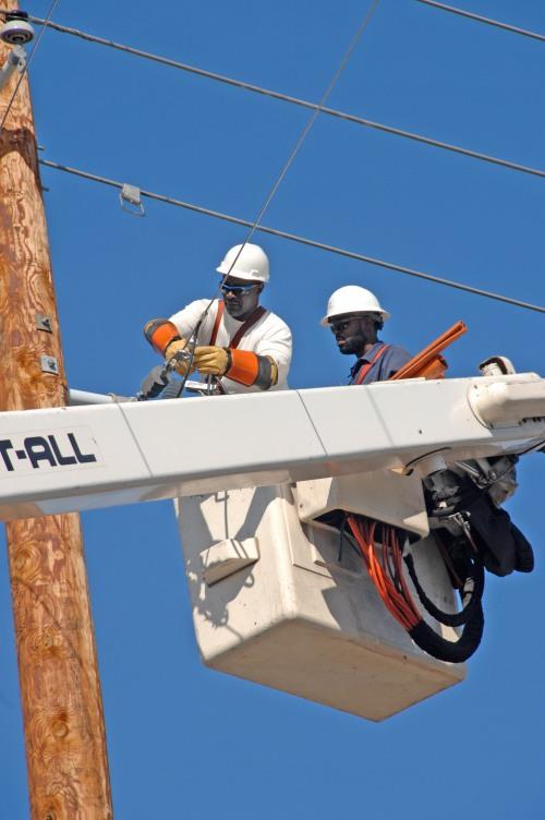 Cleveland Public Power Linemen