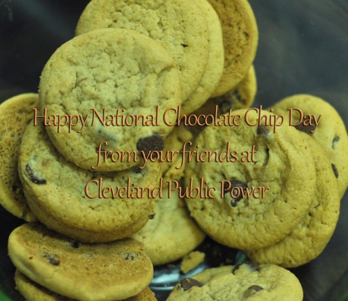 CPP - Chocolate chip Day
