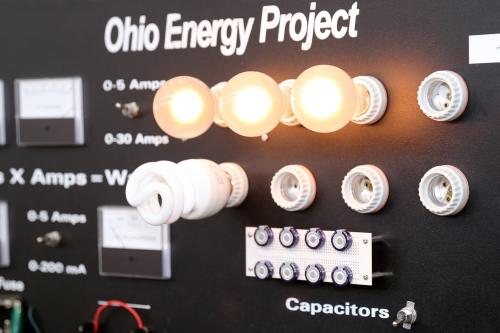 Energy Bike Panel